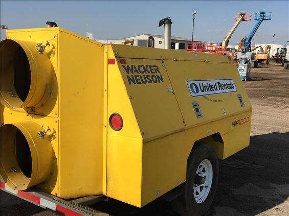 2014 Wacker Neuson HIF 1200