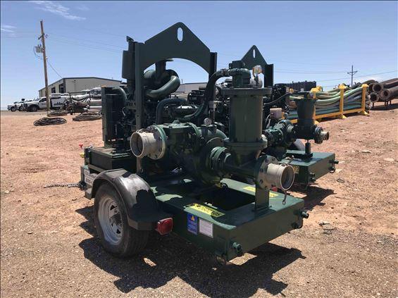2012 Pioneer Pump PP66S12L714045 Pump