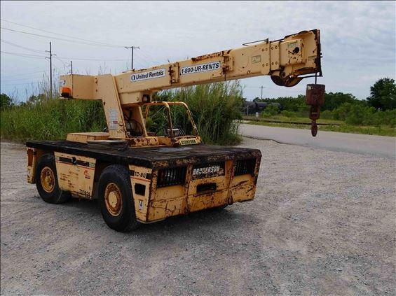 2007 Broderson IC-80-3G Crane