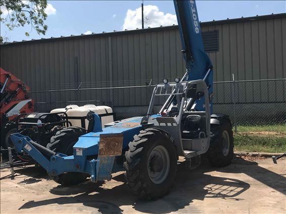 2014 Terex GTH-1056 Rough Terrain Forklift