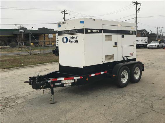 2013 Multiquip DCA125SSJU4I Diesel Generator