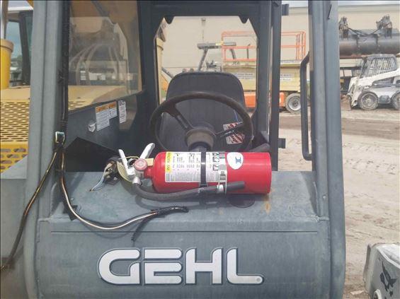 2013 Gehl RS6-42 Rough Terrain Forklift