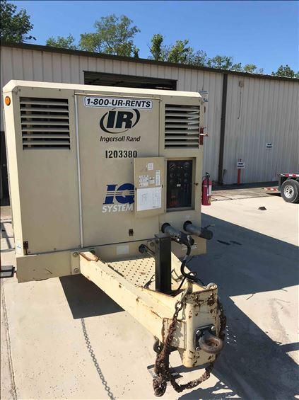 2011 Ingersoll Rand HP1600WCU-IQ Air Compressor