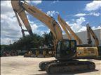 2014 Kobelco SK350LC-9 Excavator