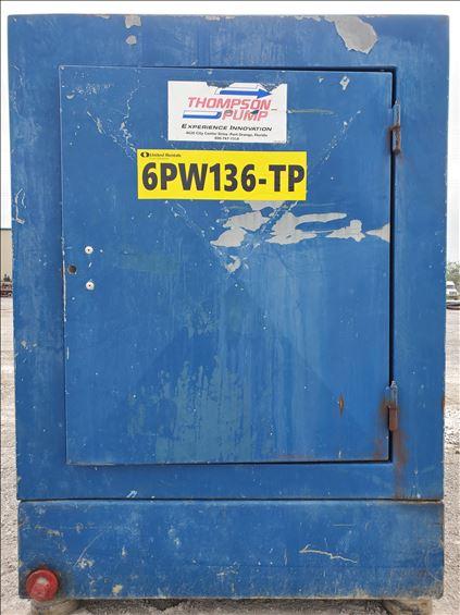 2006 Hatz Diesel 6PWDHS1D81ZSK Pump