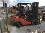 2013 Toyota 8FGU30 Warehouse Forklift