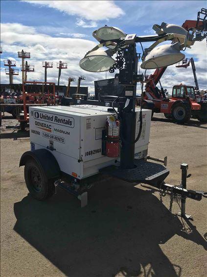 2017 Magnum Pro MLT5080 Towable Light Tower