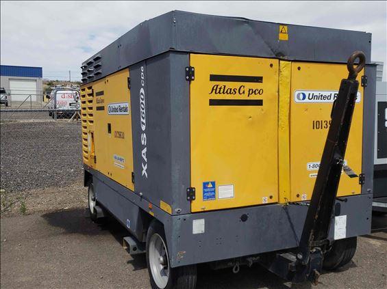 2013 Atlas Copco XAS1600 Air Compressor