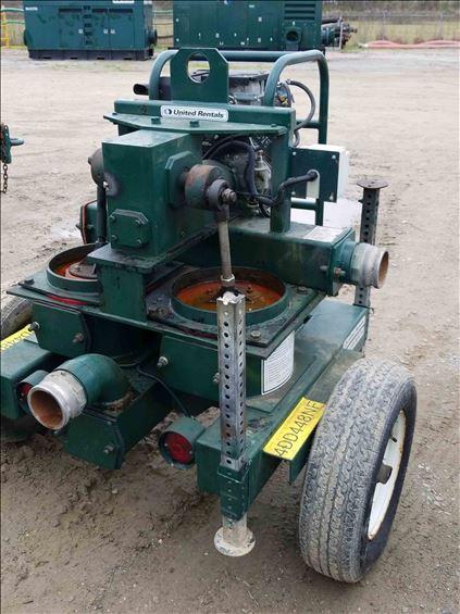 2014 Portable Pumping Systems 4DD Pump