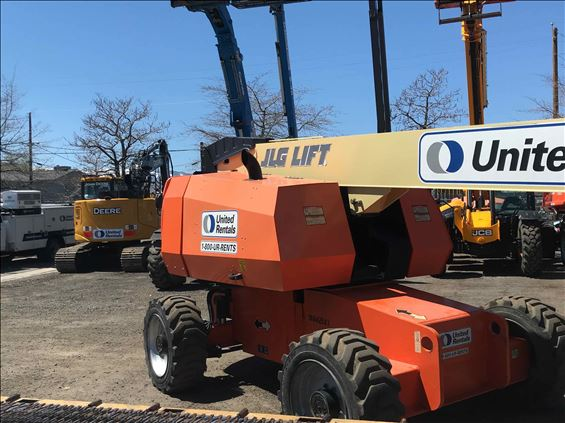 2012 JLG 660SJ Boom Lift