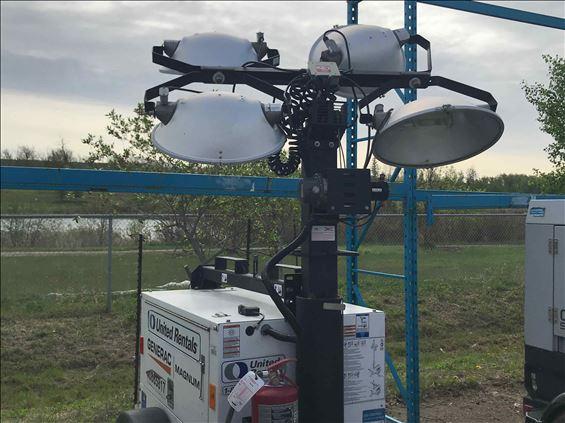 2018 Magnum Pro MLT3060 Towable Light Tower