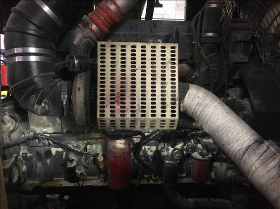 2010 Doosan HP1600WCU-T3 Air Compressor