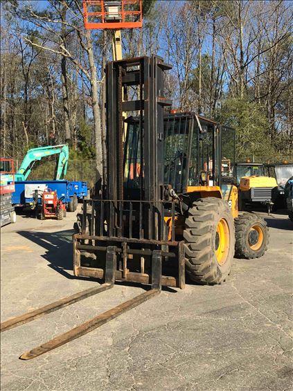2014 JCB 940-4 Rough Terrain Forklift