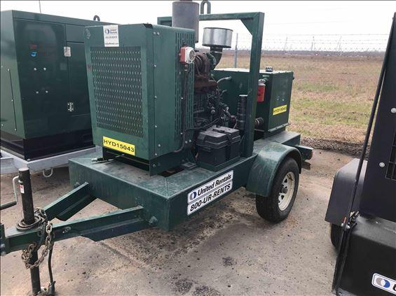 2012 Hydra-Tech HT85DJVB Pump