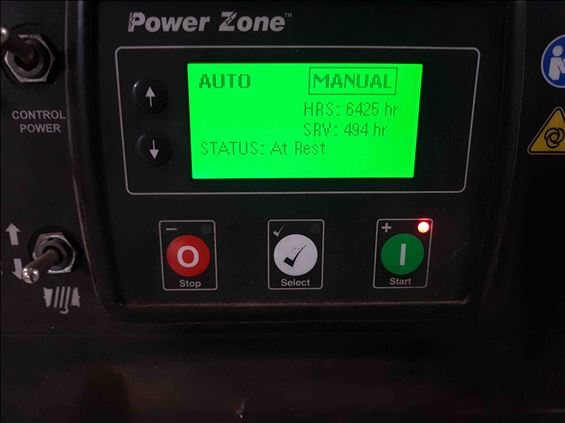 2017 Magnum Pro MLT4060MVD Towable Light Tower