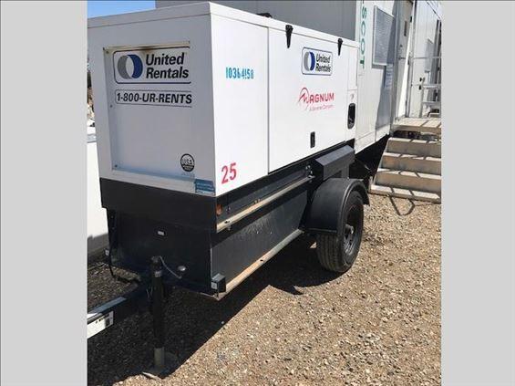 2015 Magnum Pro MMG25IF4 Diesel Generator