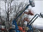 2014 Genie S-60X Boom Lift