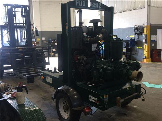 2013 Gorman-Rupp PA6C60-4045T/S1 Pump