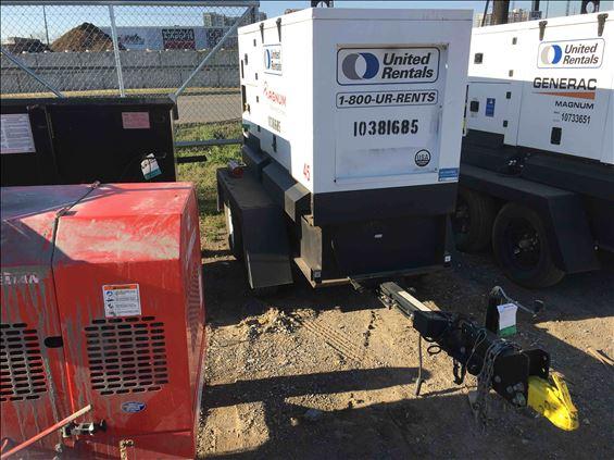 2015 Magnum Pro MMG45IF4 Diesel Generator
