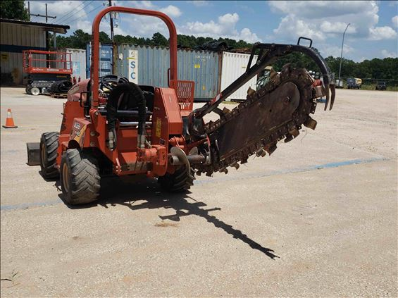 2014 Ditch Witch RT45-5 Trencher