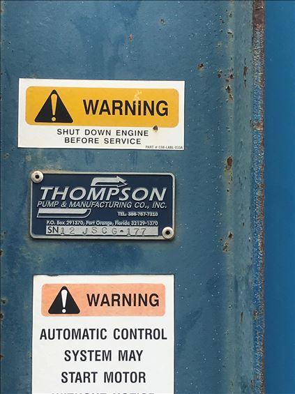 2010 Thompson 12JSCGDJDS90HM
