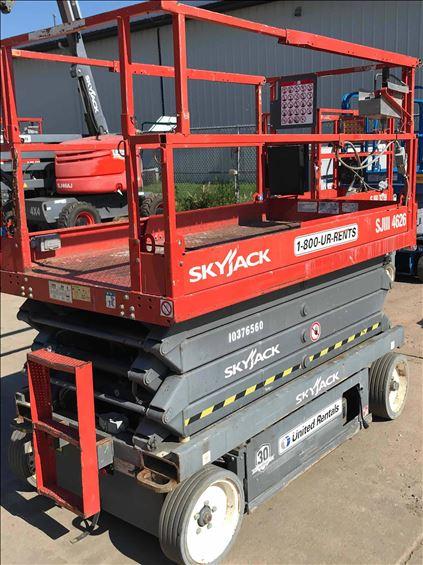 2015 Skyjack SJIII4626 Scissor Lift