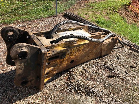 2012 Stanley MBX358 Earthmoving Attachment