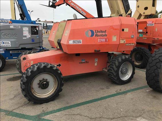 2011 JLG 660SJ Boom Lift
