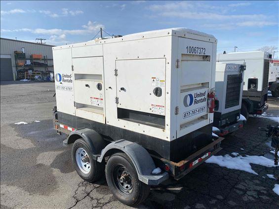 2012 Cummins C100D6RG Diesel Generator