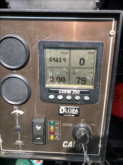 2012 Pioneer Pump SAVP10S17L7160