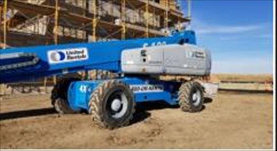 2012 Genie S-120 Boom Lift