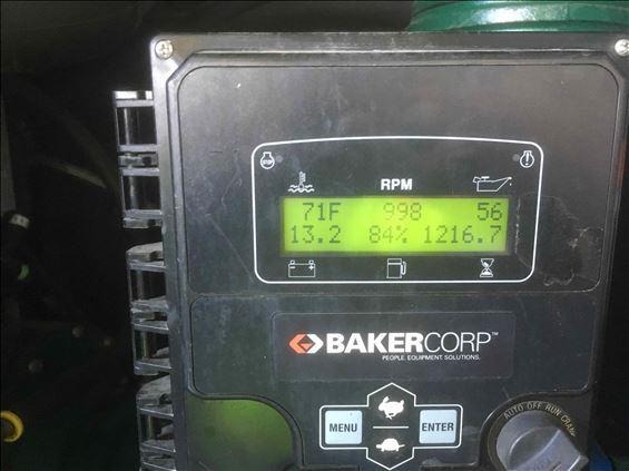 2012 BakerCorp BP88LS-GD115AT