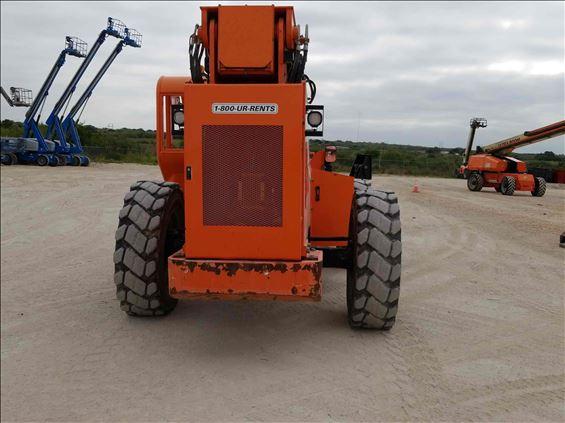 2014 Sky Trak 10054 Rough Terrain Forklift