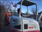 2015 Takeuchi TB230 Mini-Excavator