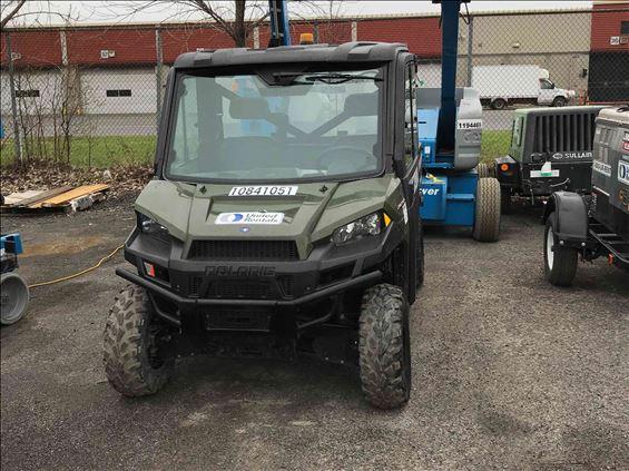 2018 Polaris Ranger Diesel Utility Vehicle