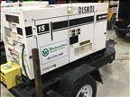 2013 Multiquip DCA15SPX Diesel Generator