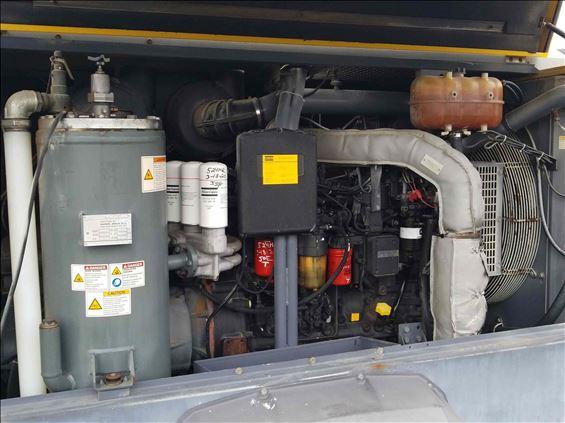 2012 Atlas Copco XAS750 Air Compressor