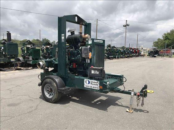 2012 Gorman-Rupp PA6C60-4045T/S2 Pump