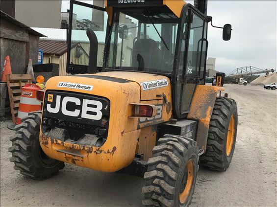 2014 JCB 930-4 Rough Terrain Forklift
