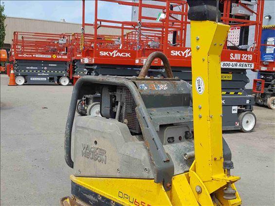 2016 Wacker Neuson DPU 6555HE Plate Compactor