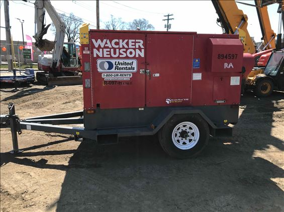 2011 Wacker Neuson ARCTICBEAR1X16