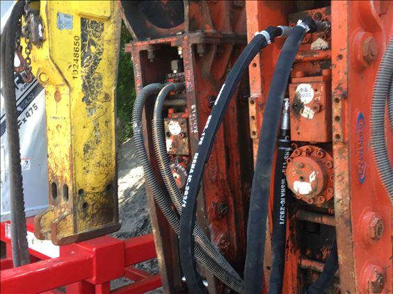 2015 Rockblaster RB750G Earthmoving Attachment