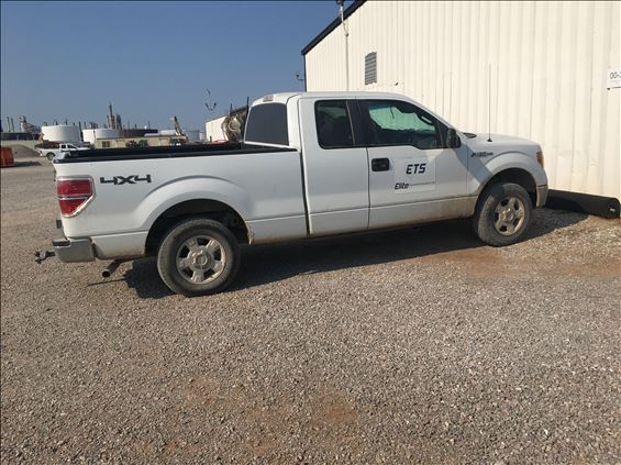 2010 Ford F150SCABXLT4WD Truck