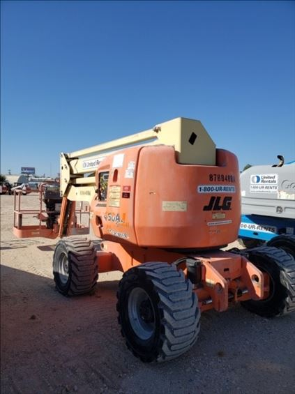 2011 JLG 450AJ Boom Lift