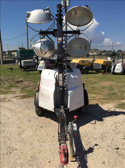 2015 Magnum Pro MLT6SM Towable Light Tower