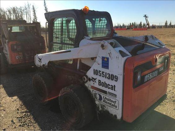 2016 Bobcat S550