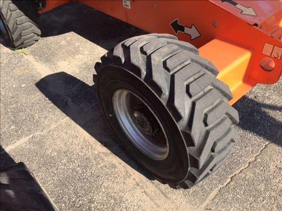 2012 JLG 460SJ-D-WELD Boom Lift