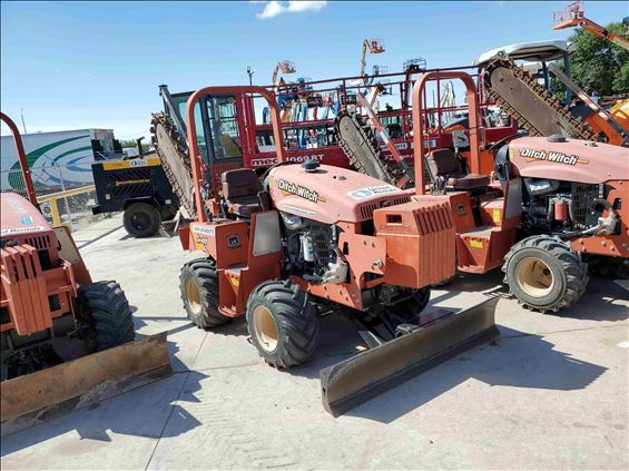 2015 Ditch Witch RT45 Trencher