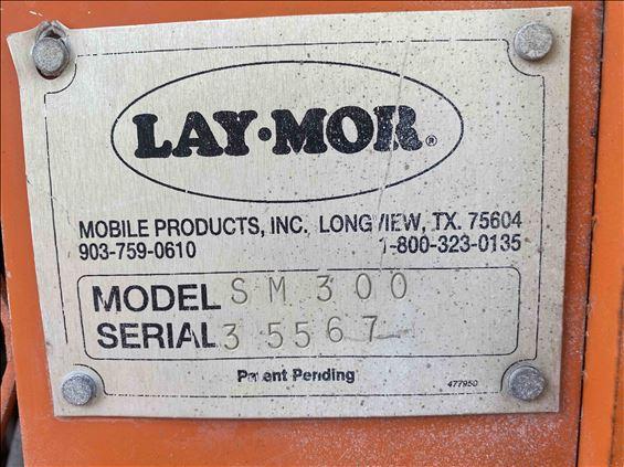 2015 LAY-MOR SM300-8