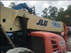 2013 JLG G12-55A Rough Terrain Forklift